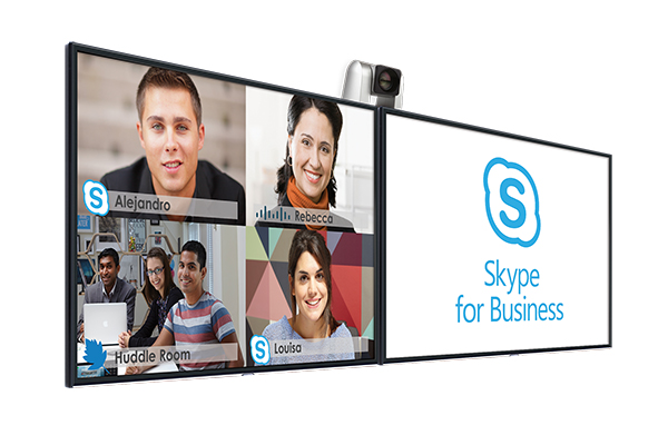 For Conference meer dan vergaderen Skype for Business