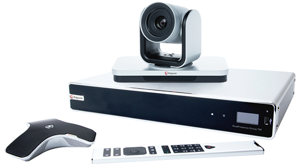 Polycom Room Systemen For Conference