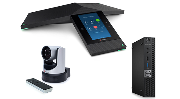 Videoconferencing Polycom trio 8800 For Conference