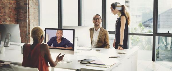 videoconferencing For Conference Meer dan Vergaderen